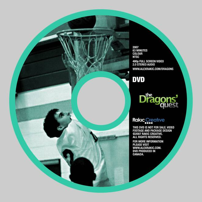 DVD Disc Art