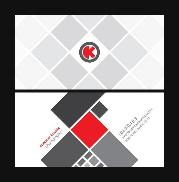 Spencer Kovats Business Card