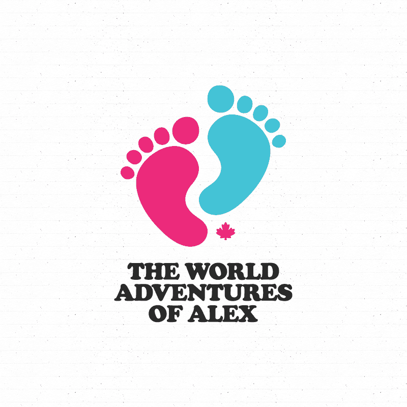 The World Adventures of Alex Logo