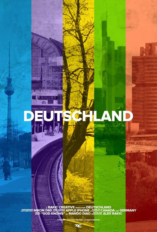 Deutschland Poster