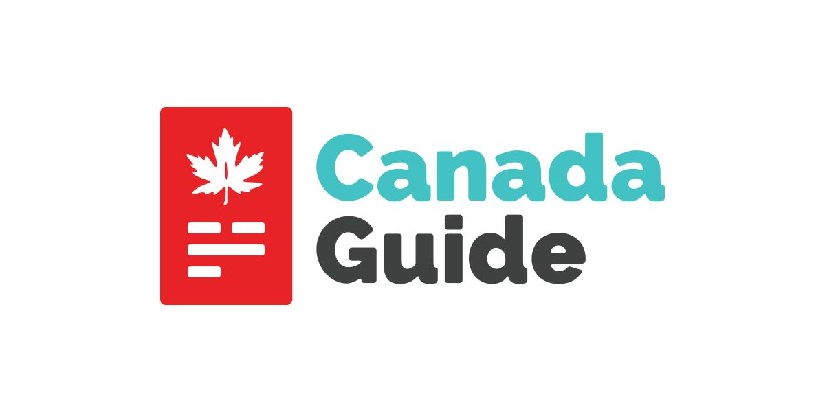The Canada Guide Logo